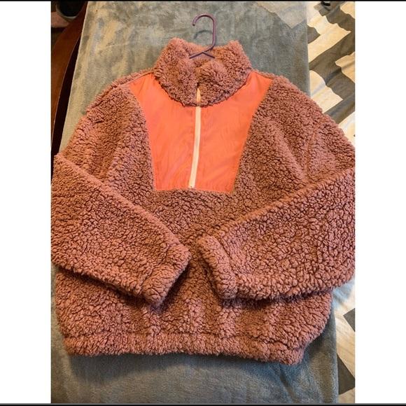 wild fable Tops - Quarter Zip sweatshirt